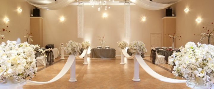 Renting a Hall for Wedding Functions