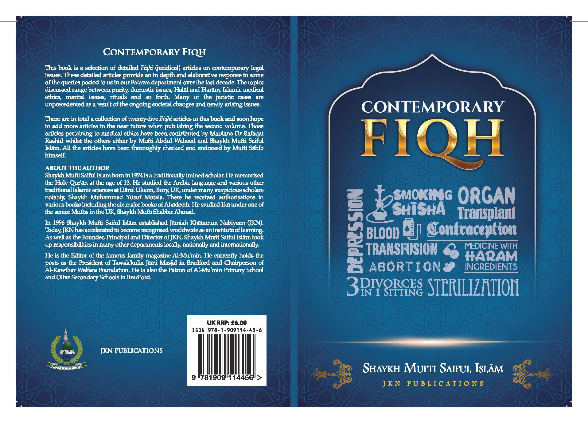 Contemporary Fiqh