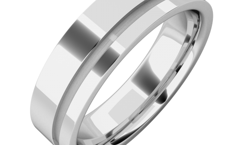 Men Wearing Ring other than Silver