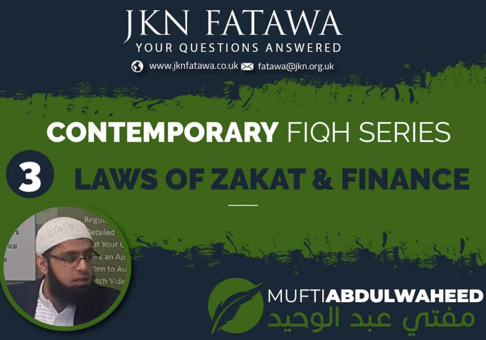 3-Laws of Zakat Thumbnail JKN Fatawa